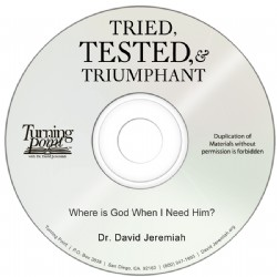 Where is God When I Need Him?                      Image