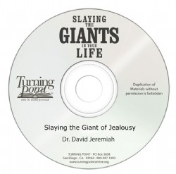 Slaying the Giant of Jealousy Image