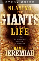 Slaying the Giants in Your Life Study Guide Image