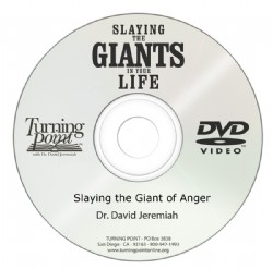 Slaying the Giant of Anger Image