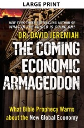 The Coming Economic Armageddon (Large Print) Image