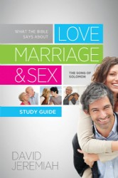What the Bible Says About Love, Marriage, & Sex Study Guide Image