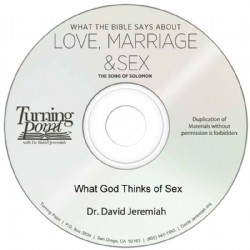 What God Thinks of Sex Image