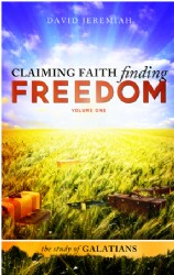 Claiming Faith Finding Freedom Vol 1 Study Guide Image