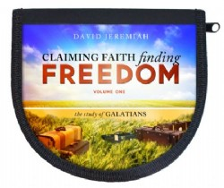 Claiming Faith, Finding Freedom - Volume 1  Image