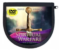 Spiritual Warfare DVD Album Image