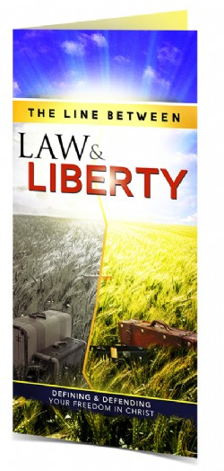 The Line Between Law and Liberty Image