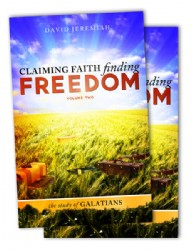 Claiming Faith, Finding Freedom - Volumes 1 & 2