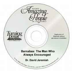 Barnabas: The Man Who Always Encouraged Image