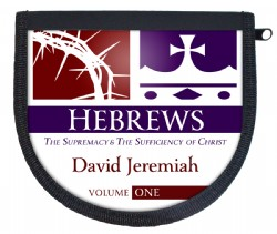 Hebrews - The Supremacy and the Sufficiency of Christ-Vol. 1 CD Album Image