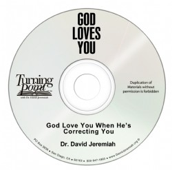 God Loves You When He's Correcting You Image