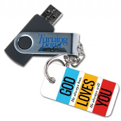 God Loves You: He Always Has—He Always Will USB Album Image