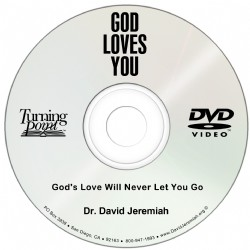 God's Love Will Never Let You Go Image
