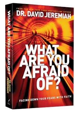 What Are You Afraid Of? Hardback Book Image