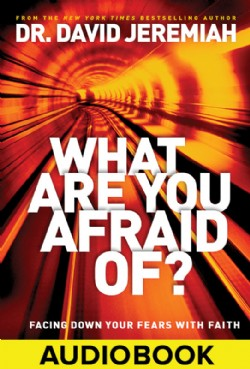 What Are You Afraid of? Audio Book Image