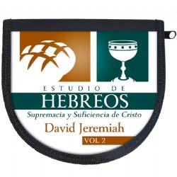 Supremacía y Suficiencia de Cristo: Estudio de Hebreos-Vol. 2 Image