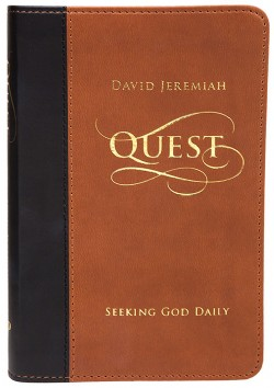 Quest: Seeking God Daily Image