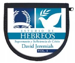 Supremacía y Suficiencia de Cristo: Estudio de Hebreos Vol. 3 Image