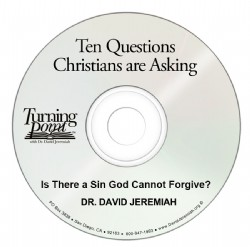 Is There a Sin God Cannot Forgive? Image