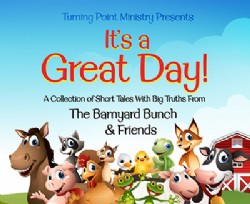 The Barnyard Bunch and Friends (includes CD) Image