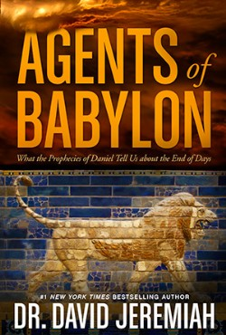 Agents of Babylon Book Image