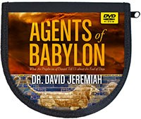 Agents of Babylon DVD Album Image