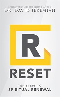 RESET: Ten Steps to Spiritual Renewal