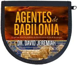 Agentes de Babilonia CD Album Image