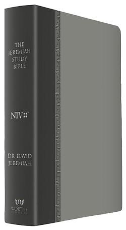 NIV Gray Luxe Jeremiah Study Bible  Image