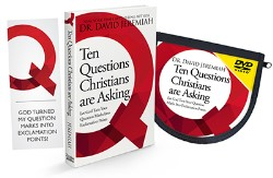 Ten Questions Christians Are Asking DVD set Image