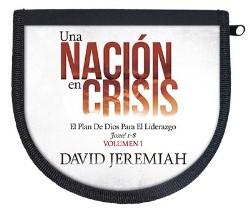 Una nacion en crisis Vol 1: El plan de Dios para e Image