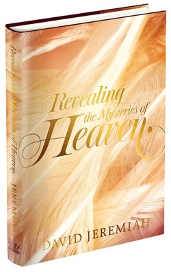 Revealing the Mysteries of Heaven Book  Image