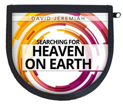Searching for Heaven on Earth  Image