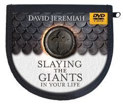 Slaying the Giants in Your Life DVD album