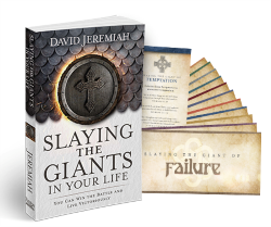 Slaying the Giants Book and Giant Slayer Scripture Cards  Image