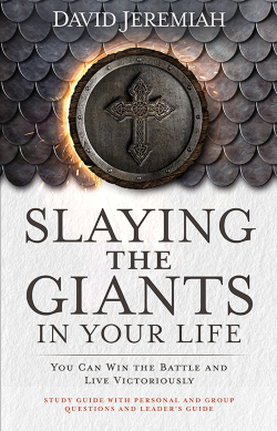 Slaying the Giants in Your Life  Image