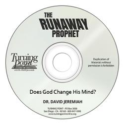 Does God Change His Mind?  Image