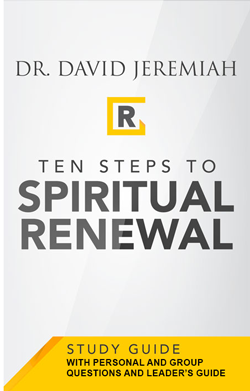 RESET--Ten Steps to Spiritual Renewal  Image