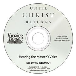 Hearing the Master's Voice Image