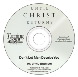 Don't Let Men Deceive You Image