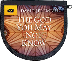 The God You May Not Know DVD Album  Image