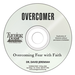 Overcoming Fear With Faith Image