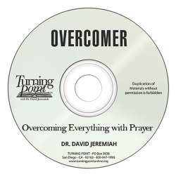 Overcoming Everything With Prayer Image