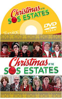 Christmas at the SOS Estates DVD Image