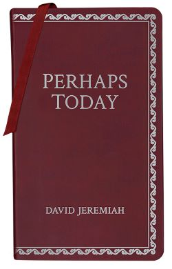 Perhaps Today Inspirational Prayer Book  Image