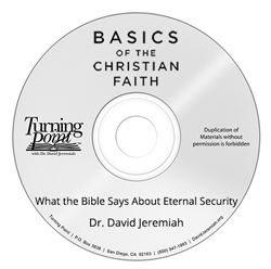 What the Bible Says About Eternal Security Image