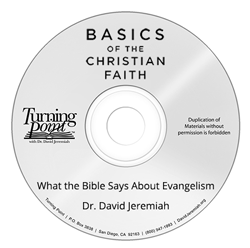 What the Bible Says About Evangelism Image