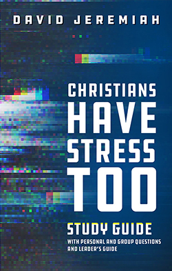 Christians Have Stress Too Study Guide Image