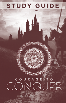 Courage to Conquer  Image