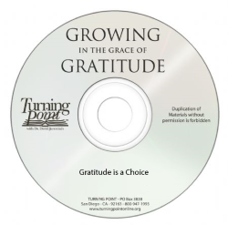 Gratitude is a Choice Image